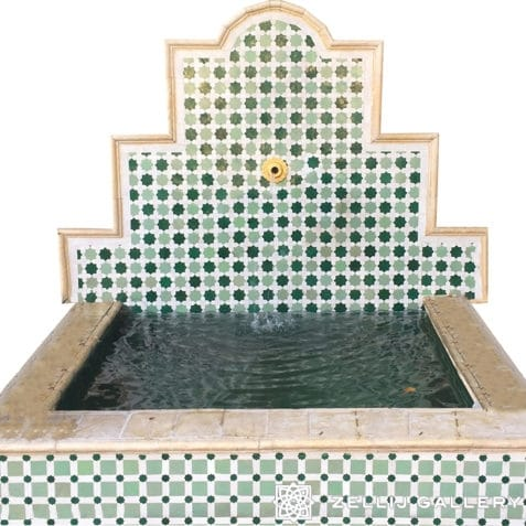 Casablanca Fountain