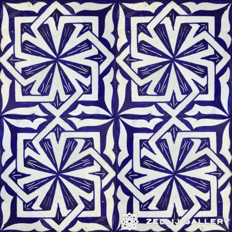 Mexican cement tile | Zellij Gallery