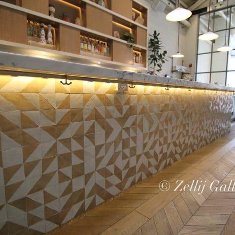 Zellij gallery tiles